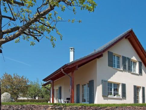 Nouveau projet de construction - villa inviduelle - à Saint-Oyens