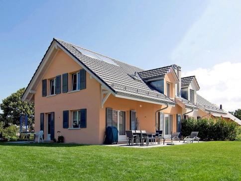 Nouveau projet de construction Prologis, villas jumelles à Vallorbe