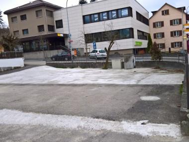 W heiri architektur immobilien und treuhand ag for Parking exterieur