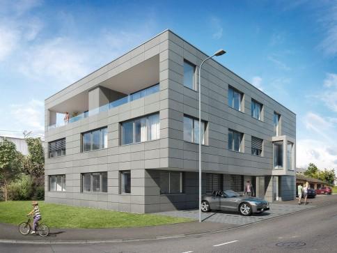 Praxis- oder Büroräume im Erdgeschoss von repräsentativem Neubau