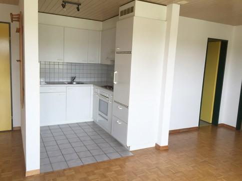 Preiswerte 3 1/2-Zimmer-Wohnung mit Balkon