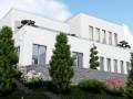 """Projekt: Weisse Villa - """"White Diamond"""" mit Aussicht in 8360 Eschlikon"""