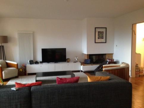 Pully - Sous-location d'un spacieux 5.5pièces avec vue sur les Alpes
