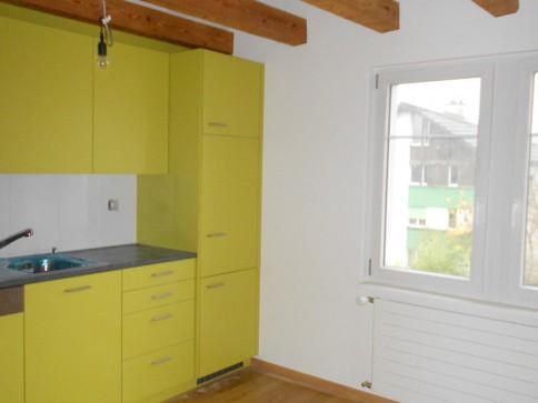 Renovierte 2.5 Zimmerwohnung mit Galerie in Weinfelden