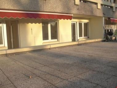 renovierte 2-Zimmerwohnung mit grosser Terrasse