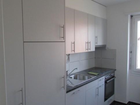 renovierte 3.5 Zimmer Wohnung im Herzen von Lyss, Balkon & Lift