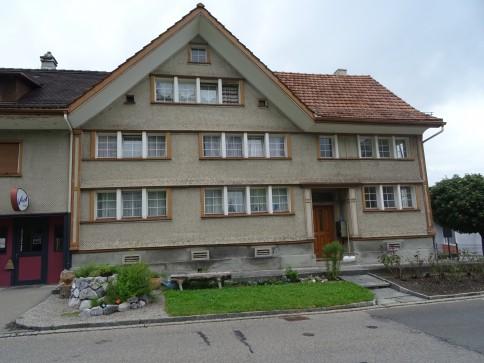 renovierte 3-Zimmerwohnung auf zwei Geschossen