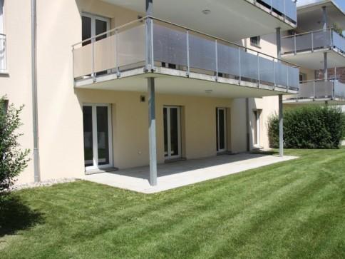 Schön, komfortabel und naturnah wohnen, 3.5-Zimmerwohnung