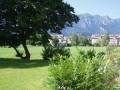 schöne 2-Zimmerwohnung mit Sicht auf die Alpen