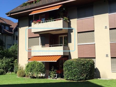 Schöne 4.5-Zimmerwohnung an zentraler Lage in Thun