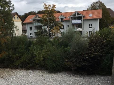 Schöne Dachwohnung in Rüegsauschachen