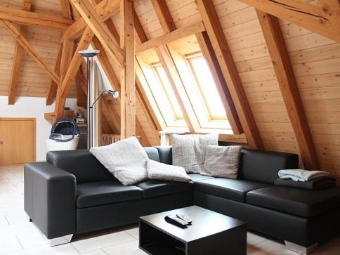 Schöne Duplex - Wohnung mit Galerie