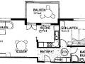 Schöne, grosse, helle Wohnung in 9230 Flawil SG zu vermieten