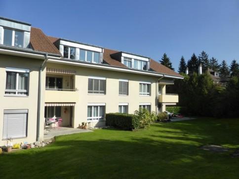 schöne, grosse Wohnung in Gümligen