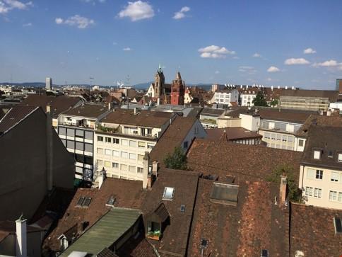 Schöne Maisonette Wohnung mitten in der Basler Altstadt