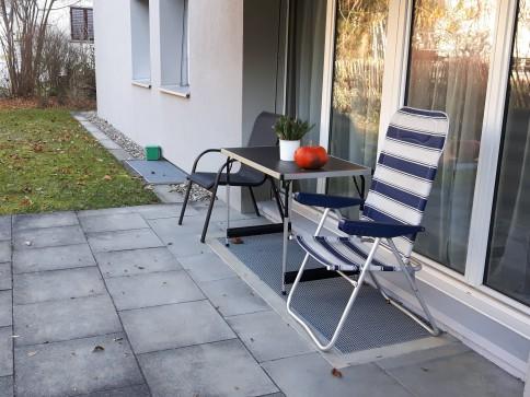 Schoene Single wohnung mit toller Terrasse