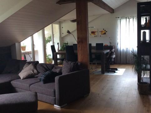 Sehr attraktive 3.5 Zimmer-Dachwohnung