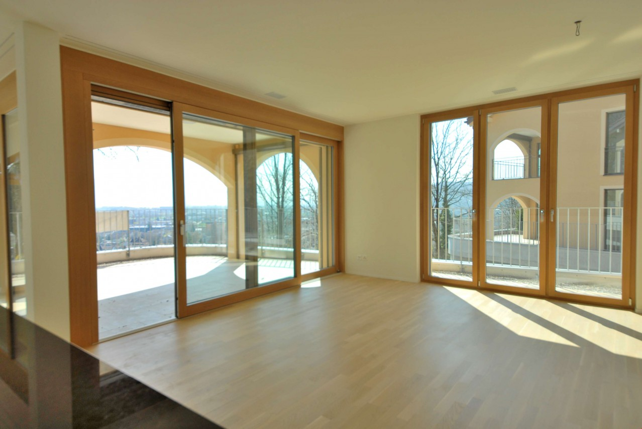 wohnung mieten au sg senza pensieri wohnen mit stil in der 3 5 zimmer wohnung immoscout24. Black Bedroom Furniture Sets. Home Design Ideas