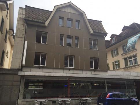 Single 2-Zimmer-Wohnungen im Zentrum von Romanrhorn