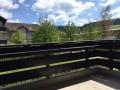 Sonne tanken auf Ihrem Balkon im Sonnenfeld
