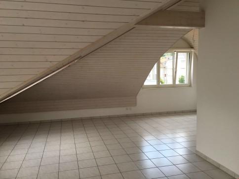 Sonnige 3 1/2 Zimmer Attika Wohnung. Lift direkt in die Wohnung