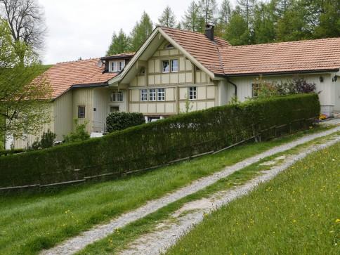 stilvoll renoviertes Appenzeller-Bauernhaus