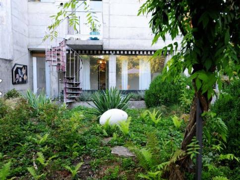 Studio mit grossem Garten