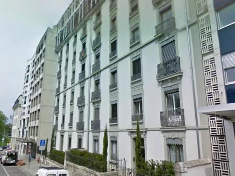 Superbe appartement 4 pièces en surélévation au centre-ville