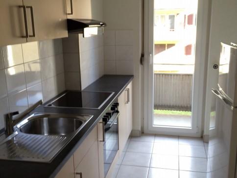 Teilrenovierte 4-Zimmer-Wohnung in Bettlach