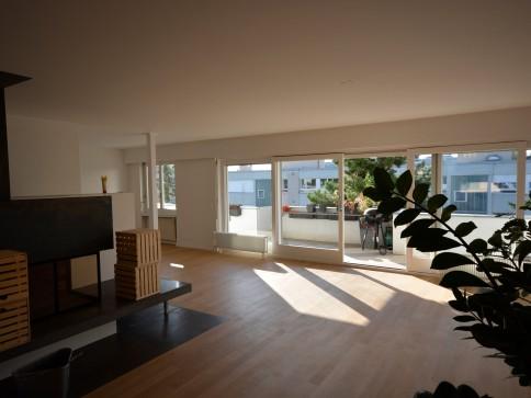 Traumhafte 5.5-Zimmerwohnung mit schöner Terrasse