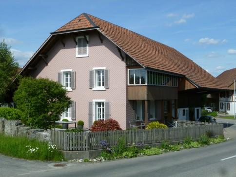 Umgebautes Bauernhaus mit 1 od. 2 Wohnungen u. Werkraum