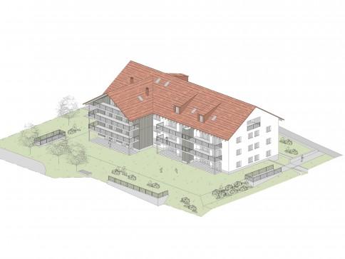 Unterdorf Remigen - Eigentumswohnungen mitten im Dorf