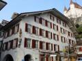 Wohnen am Rathausplatz Thun mit Zugang zum Schlossgarten