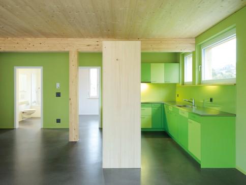 Wohnen im Holzbau