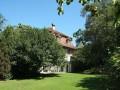 Wohnen im Park - mit Blick über die Stadt Bern und die Alpen