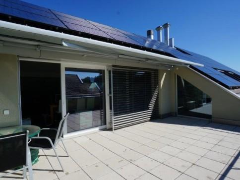 Wohntraum auf 170m2 / 3.5 Zi-Attika-Wohnung mit 2 Terrassen