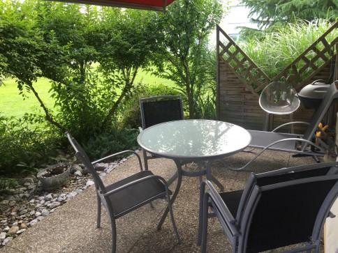 Wohntraum mit attraktivem Gartensitzplatz /Aussenraum