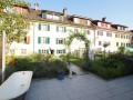 Zentrale Lage: 2 FMH, mit 3 Zi. & 5 Zi.-Wg.; Garten- mit Wintergarten