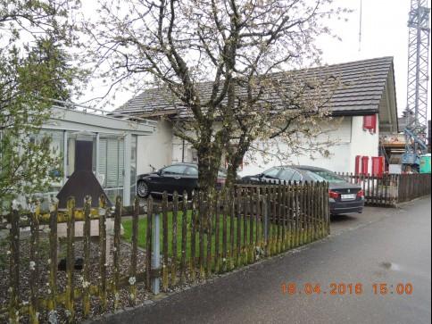 Zu verkaufen 5,5 Zimmer-Einfamilienhaus mit Wintergarten