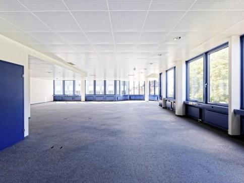 """""""Open-Space"""" - Knapp 800 m2 auf einer Etage"""