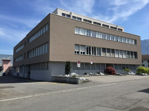 """""""Zentrum Neuhof"""" Bürofläche mit kleinem Pausenraum"""