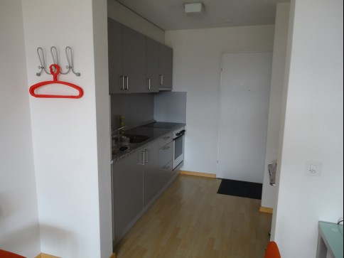 1.5-Zimmer-Studio auch als Büro- oder Praxisraum nutzbar