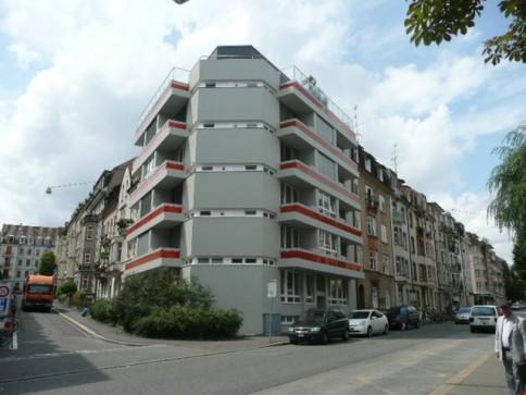 1-Zimmer-Wohnung, Metzerstrasse 7, 4056 Basel