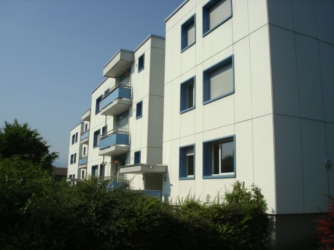 1-Zimmerwohnung mit Balkon