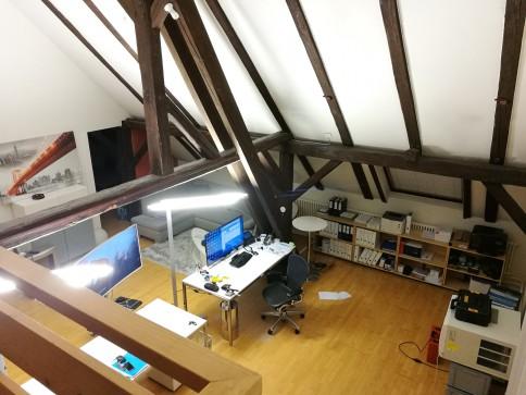 136 m2 Loft
