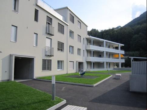 2.5-Zimmerwohnung an zentraler Lage