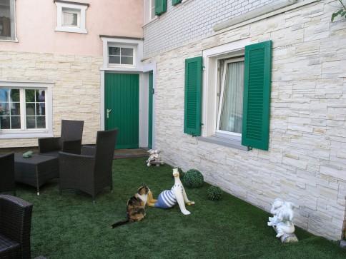 2.5-Zimmerwohnung mit Gartensitzplatz