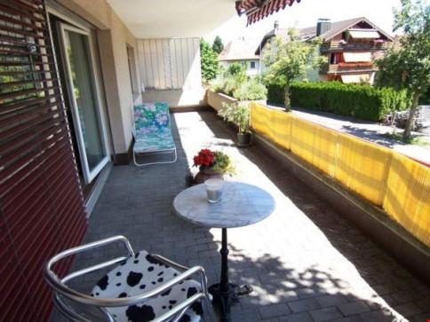 2.5-Zimmerwohnung mit grosser Terrasse à 28m2