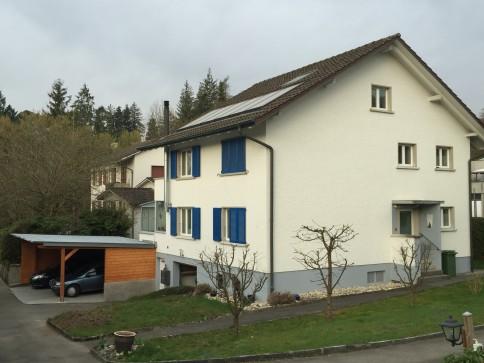2-Fam Haus renoviert mit Wintergarten und Balkon gedeckt!