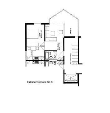 2 Zimmer-Studio